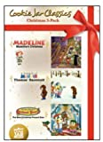Cookie Jar Classics Christmas 3-Pack ( Madeline's Christmas/A Bunch of Munsch Thomas' Snowsuit/Busy World of Richard Scarry)
