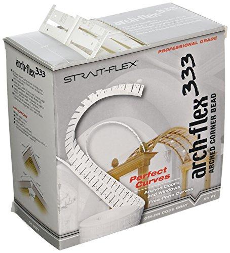 - STRAIT FLEX AF-50 3 3/8-Inch X 50-Feet Arch-Flex Tape