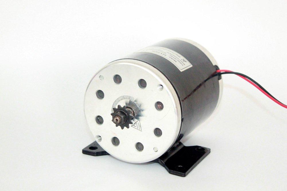 24v36v48v 500ワットunitemotor高速ブラシdcモータMY1020電動スクーターエンジン交換高品質電動自転車モーター [並行輸入品] B078JT1HNC 36V500W