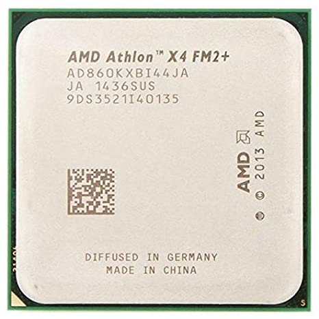 95W AD860KXBI44JA CPU AMD Athlon X4 860K Quad-Core 3.7GHz 4MB Socket FM2