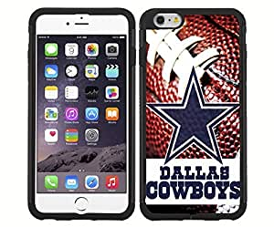 Dallas Cowboys Football Sports RUBBER Snap on Phone Case (iPhone 6)