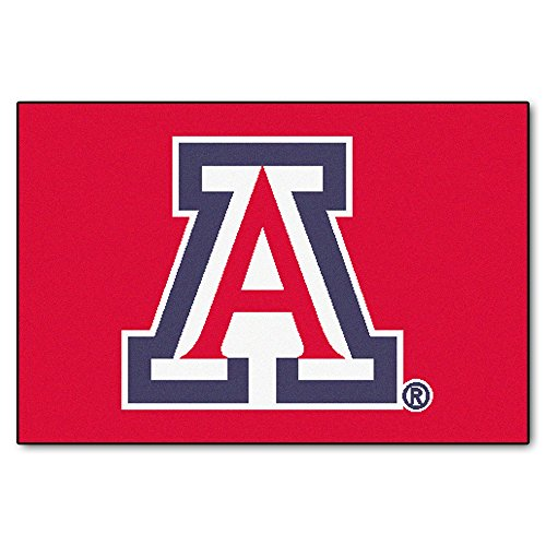 University of Arizona Logo Area Rug (All Star) -