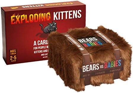 Exploding Kittens Collectors Bundle