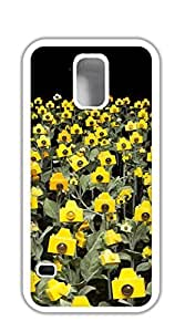 Back Cover Case Personalized Customized Diy Gifts In A Samsung galaxy case - Photographic Sunflower Field