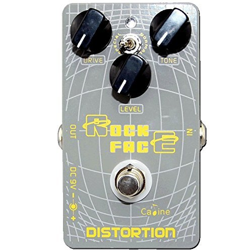 About Saving Face - Caline USA, CP-21 Rock Face Distortion Guitar Effect Pedal