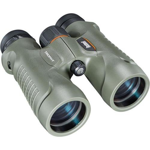 Bushnell 334212 Trophy Binocular, Green, 10 x 42mm by Bushnell