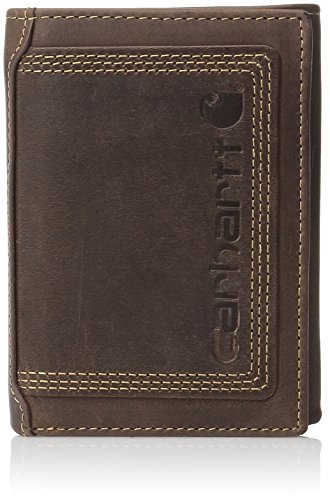 Carhartt Leather Trifold Wallet Contrasting product image