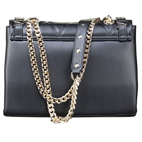 hombro Nero Versace W Shoppers x L Mujer 10x18x26 cm Negro bolsos y H de Jeans Ee1vsbbl6 rq7xYzwrS