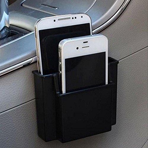 RUNGAO Auto Box Halter Pocket Organizer Bag Storage Handy Halter Handy Aufladen Double Layer