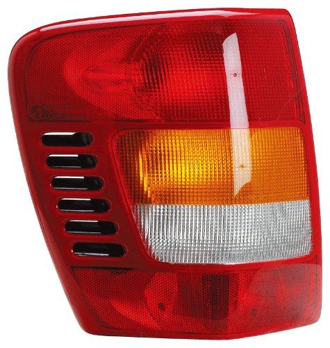 Eagle Eyes CS139-U000L Jeep Driver Side Rear Lamp