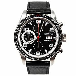 Eberhard & Co. Champion V automatic-self-wind mens Watch 31064CPBIANE (Certified Pre-owned)