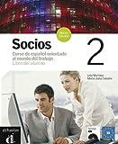 Socios 2 : Libro del alumno (1CD audio)