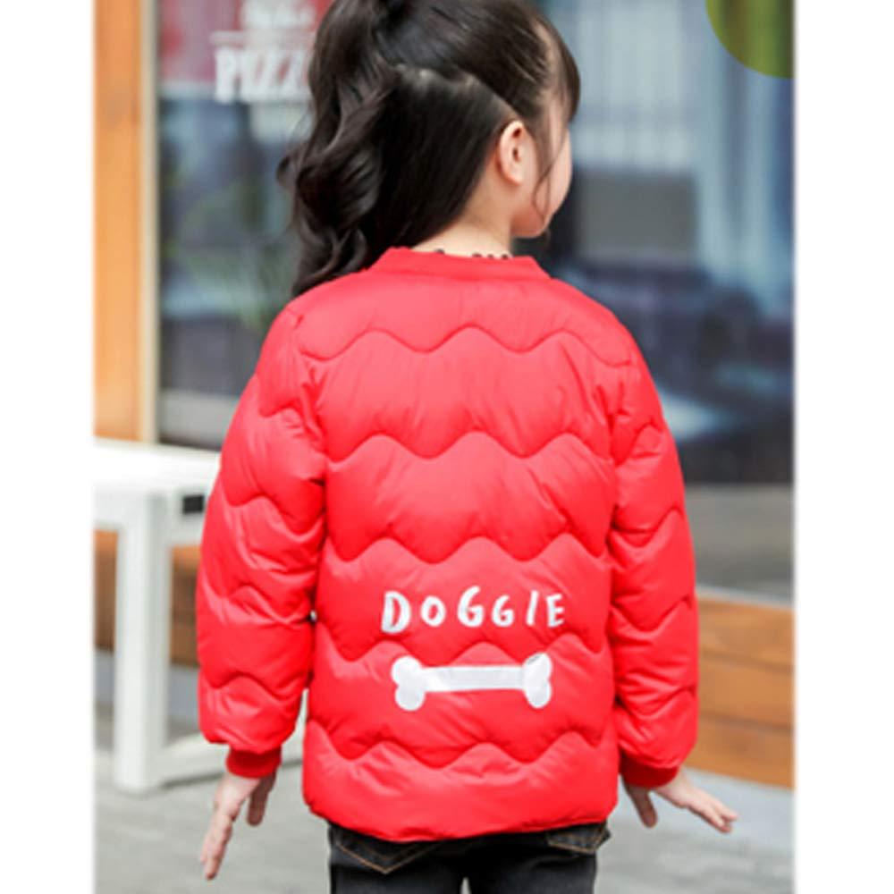 BOZEVON Baby Girls Boys Winter Coat Thick Warm Parkas Outwear Padded Kids Jacket