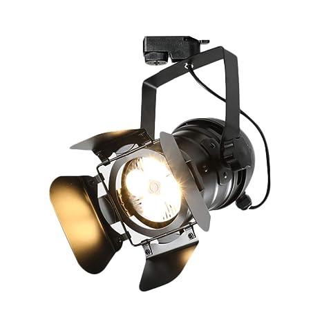 Proyector LED, Iluminación De La Pista Tienda De Ropa Restaurante ...