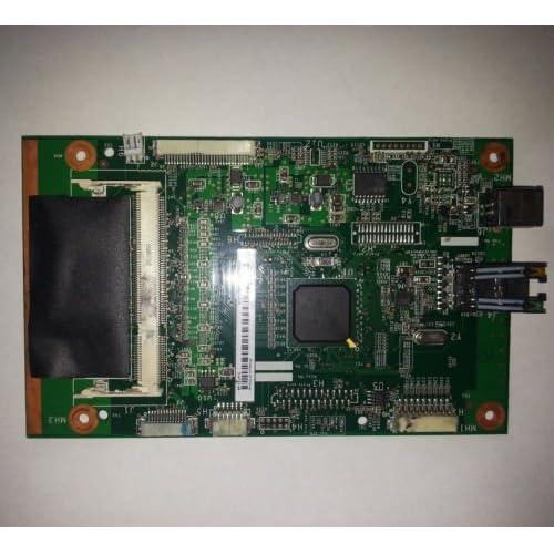 caoduren FOR HP P2015dn USB Formatter Board Q7805-60002 USB & RJ-45 Ports