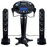 Singing Machine iSM1028Xa 7-Inch Color TFT Display CDG Karaoke Player