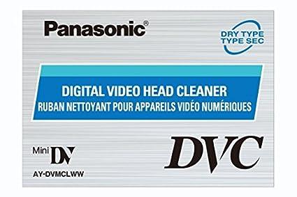 Workbook ay sound worksheets : Amazon.com: Panasonic AY-DVMCLWW Mini Digital Video Head Cleaner ...
