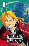 Fullmetal Alchemist - Intégrale, tome 1 (1-3) par Arakawa