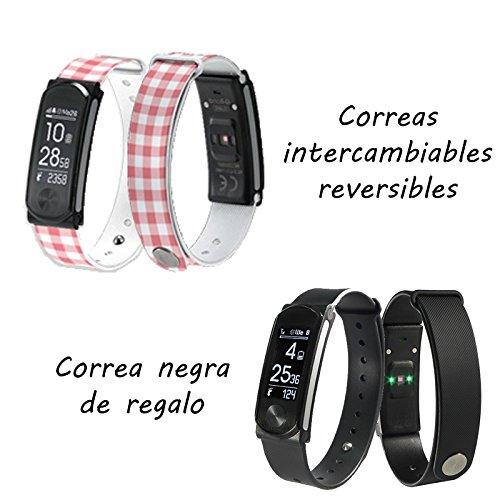 LEOTEC Reloj Hombre LEPFIT10K2: Amazon.es: Electrónica