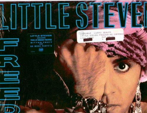 Little Steven ~ Freedom No Compromise (Original 1987 Manhattan Records 53048 LP Vinyl Album NEW Factory Sealed in the Original Shrinkwrap with HYPE Sticker) - Steven Wrap