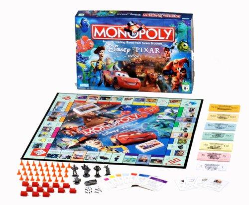 ディズニーピクサー モノポリー B000SM384A