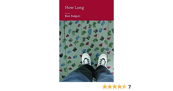How Long: Amazon.es: Padgett, Ron: Libros en idiomas extranjeros