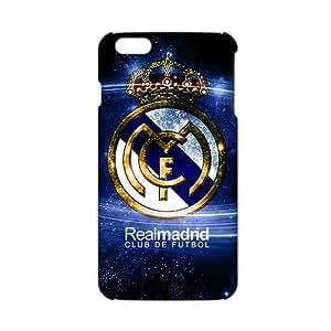 Real Madrid Club de F¨²tbol 3D Phone Case for iPhone 6plus