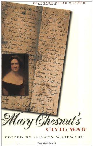 (Mary Chesnut's Civil War)