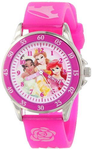 Disney Princess Watch with Pink Band