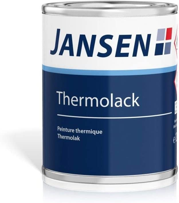 Jansen Thermolack 125ml Silber Bis 500 Grad Hitzebständig Baumarkt