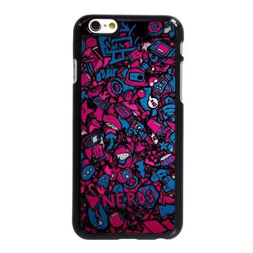 Nerd Amour QP76KL6 coque iPhone 6 6S 4,7 pouces de mobile cas coque I7UA3U4VM