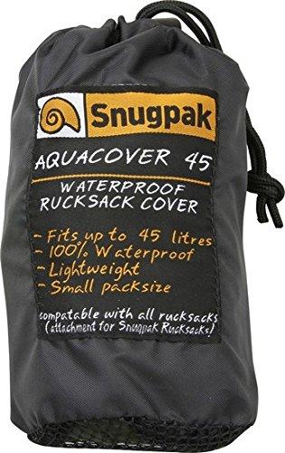 SnugPak Olive Aquacover 45 Backpack Cover - 92142 by SnugPak