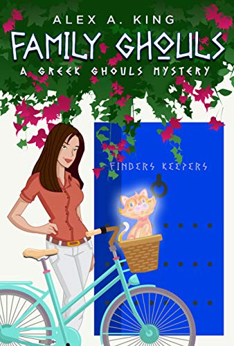 Family Ghouls Greek Mystery Book ebook product image