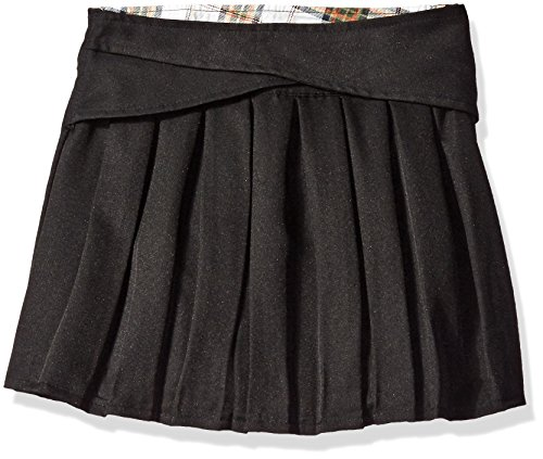 Eddie Bauer School Uniform Girls Scooter, Classic Black, 8
