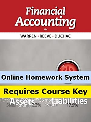 CengageNOW (with Cengage Learning Write Experience 2.0 Powered by MyAccess) for Accounting and Financial Accounting, 25th Edition