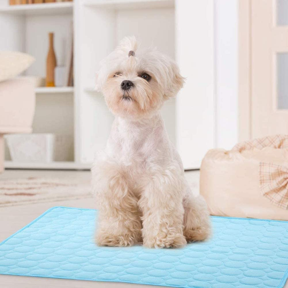 LHRXTY Dog Cooling Mat