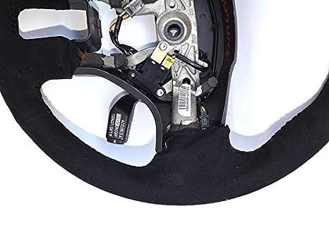 Amazon.com: RedlineGoods Mitsubishi Eclipse 2006-11 cubierta del volante de: Automotive
