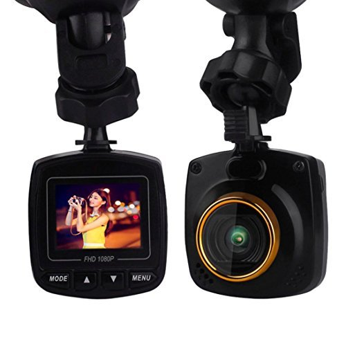 HD 1080P G-SENSOR CAR DVR VEHICLE CAMERA VIDEO RECORDER DASH