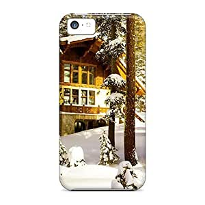 BestSellerWen For Tyrolean Sky Cabin Protective Case Cover Skin/iPhone 6 plus 5.5 Case Cover