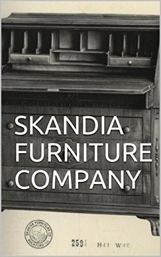 Skandia Furniture: 1925 Trade Catalog By [Skandia Furniture Co.]