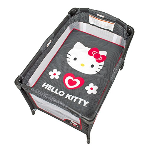 Baby Trend Serene Nursery Center, Hello Kitty Classic Dot by Baby Trend (Image #4)