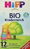 Hipp Bio Kindermilch ab 1 Jahr, 4er Pack (4 x 800 …