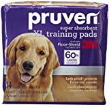 Pruven PP-XL-14  Super Absorbent Training Pads with X-Large Pads, 28 by 30-Inch, My Pet Supplies