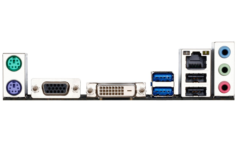Gigabyte H110M-S2V Carte m/ère Intel Socket 1151 32 Go