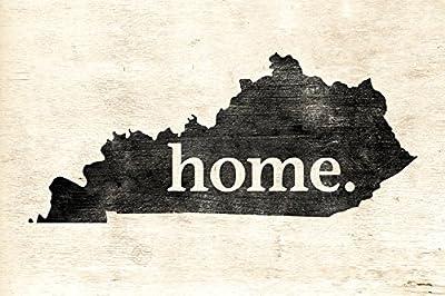 Kentucky Home Poster Print
