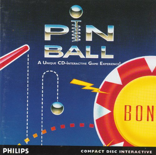 Pin Ball Philips Cd-i
