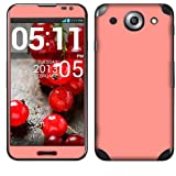 LG Optimus G Pro E980 Vinyl Sticker, Fincibo (TM) Accessories Skin Decal Cover, Baby Red
