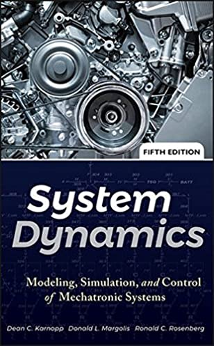 system dynamics modeling simulation and control of mechatronic rh amazon com
