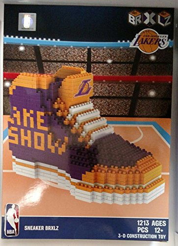 Los Angeles Lakers 3D Brxlz - Sneaker