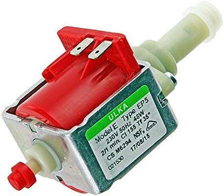 Bomba de agua para máquinas de café de 48W del tipo EP5 para ...